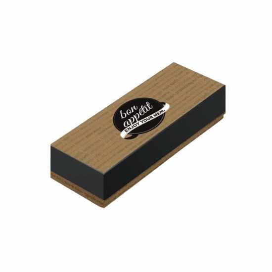 Κουτί ψητοπωλείου Bon Apetit 10kg Καλαμάκι 25Χ9Χ6.5cm (170τμχ)