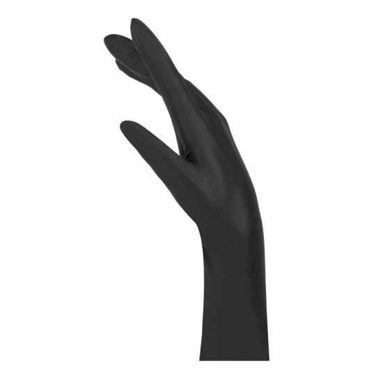Aurelia Bold Γάντια Νιτριλίου Μαύρα  Χωρίς πούδρα ΚΙΒΩΤΙΟ 10Χ100 Τεμ
