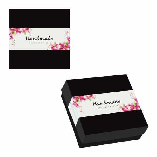 Κουτιά Ζαχαροπλαστείου Handmade 10 kg