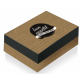 Κουτί ψητοπωλείου Bon Apetit 10kg Κοτόπουλο Μεγάλο 29Χ17Χ8cm (90τμχ)