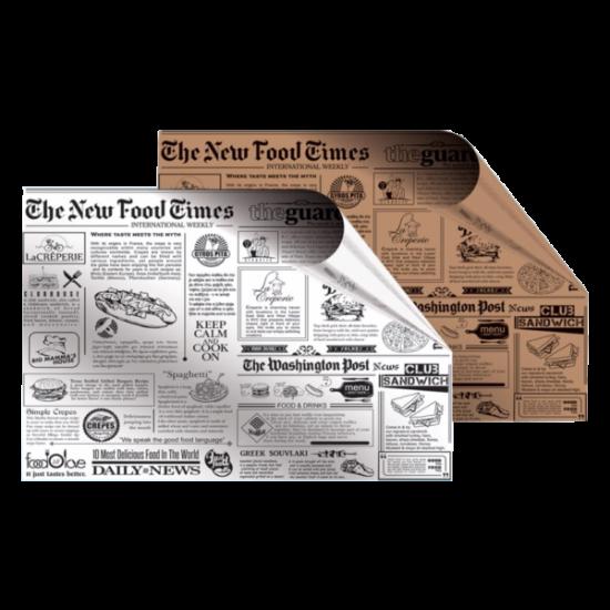Φύλλο Vegetal Καφέ Εφημερίδα  10kg