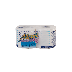 Maxi Deco Χαρτί Υγείας 2 ρολά 85 gr 2Φυλλα