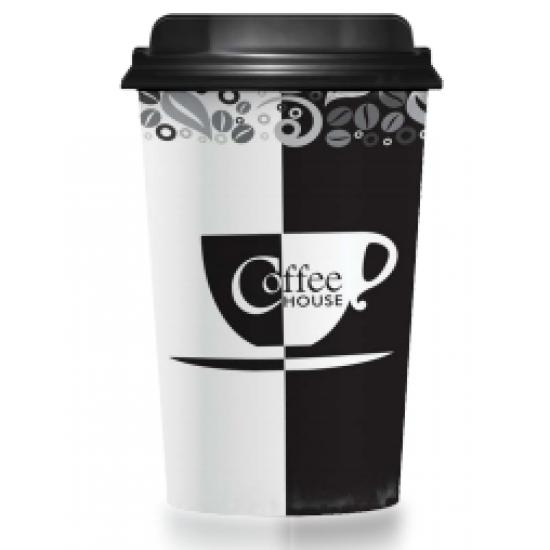 Ποτήρι Χάρτινο Coffee House 2000 Τεμ 4 ΟΖ