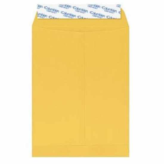 Φάκελλοι Αλληλογραφίας Κίτρινοι 23X32,5cm ΠΑΚ 25Τεμ